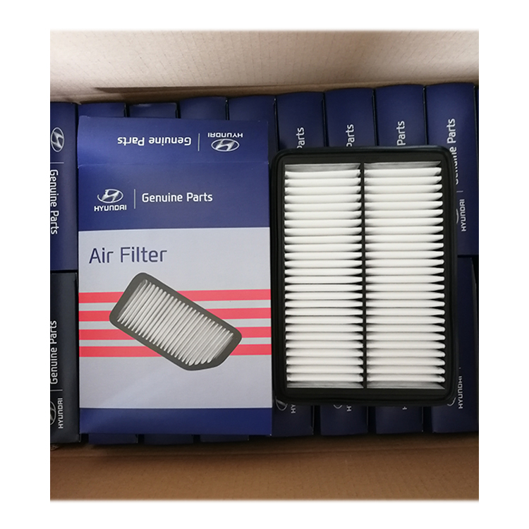 Hyundai Starex Engine Air Cleaner Cabin Air Filter 28113-4H000