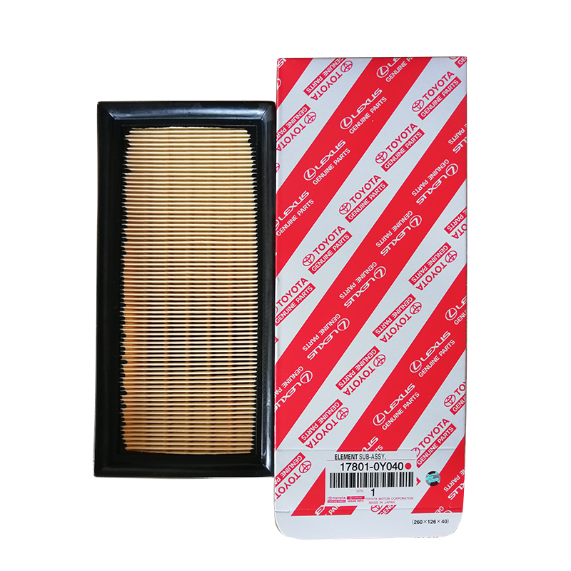 TOYOTA GENUINE AIR FILTER 17801-0Y040 VIOS NCP150