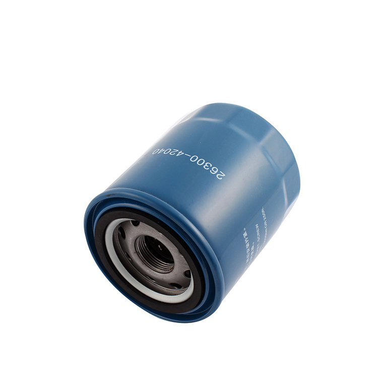 GENUINE filter HYUNDAI SPIN-ON OIL FILTER 26300-42040 - 副本