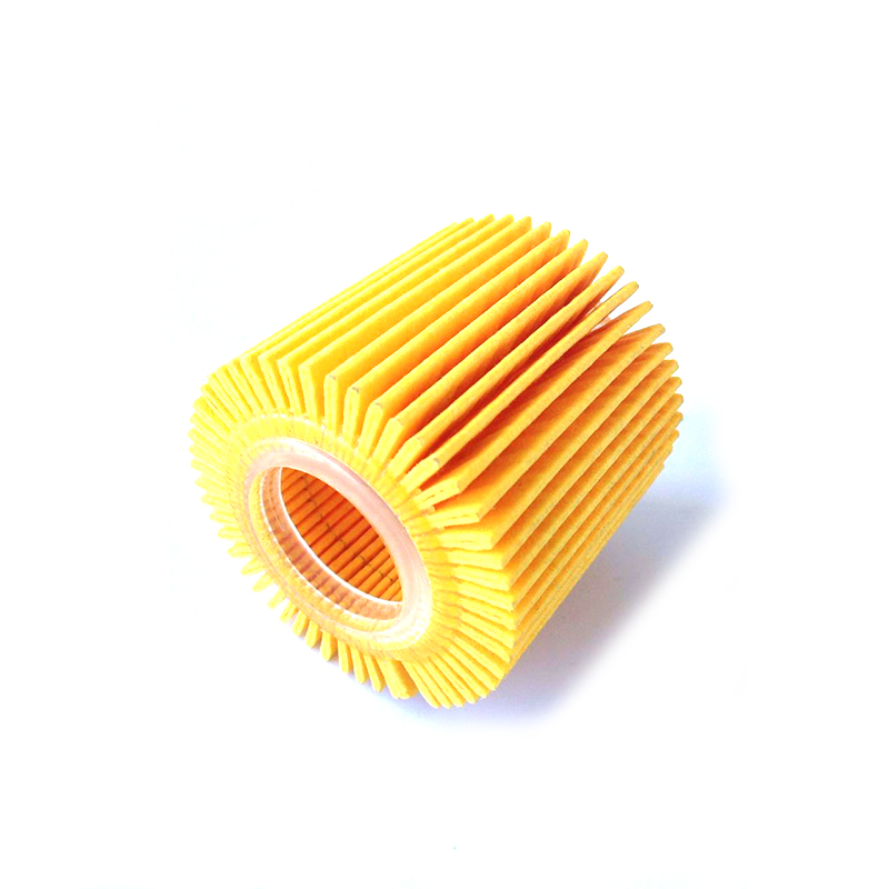 Chinese supplier car Yellow paper Japanese oil filter 04152-37010 for TOYOTA