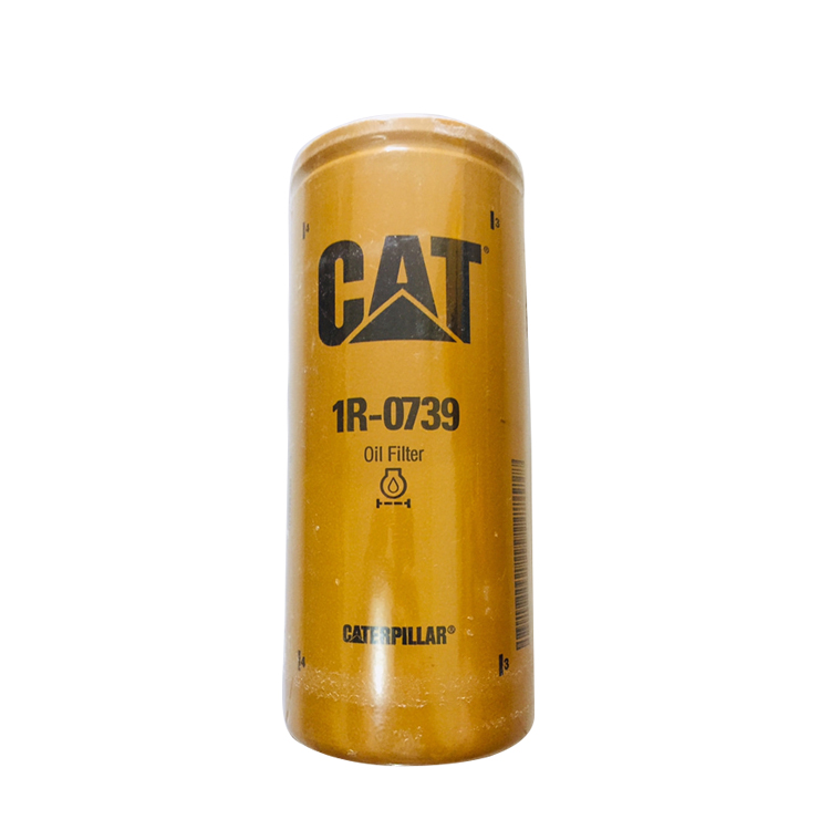CATERPILLAR OIL FILTER 1R0739 LF667 LFP3191 FIT3116