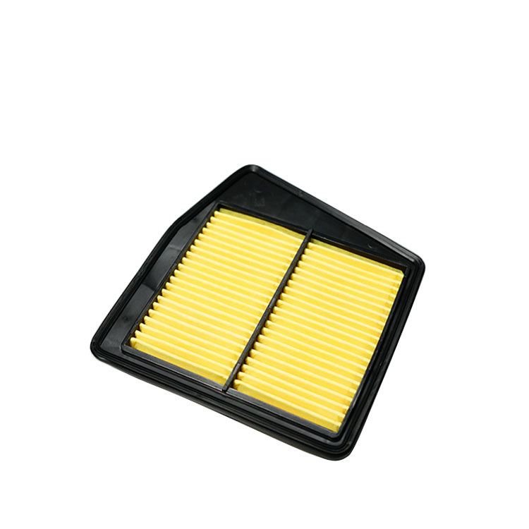 Japanese car black PP hepa paper engine intake air filter replacement 17220-R60-U00