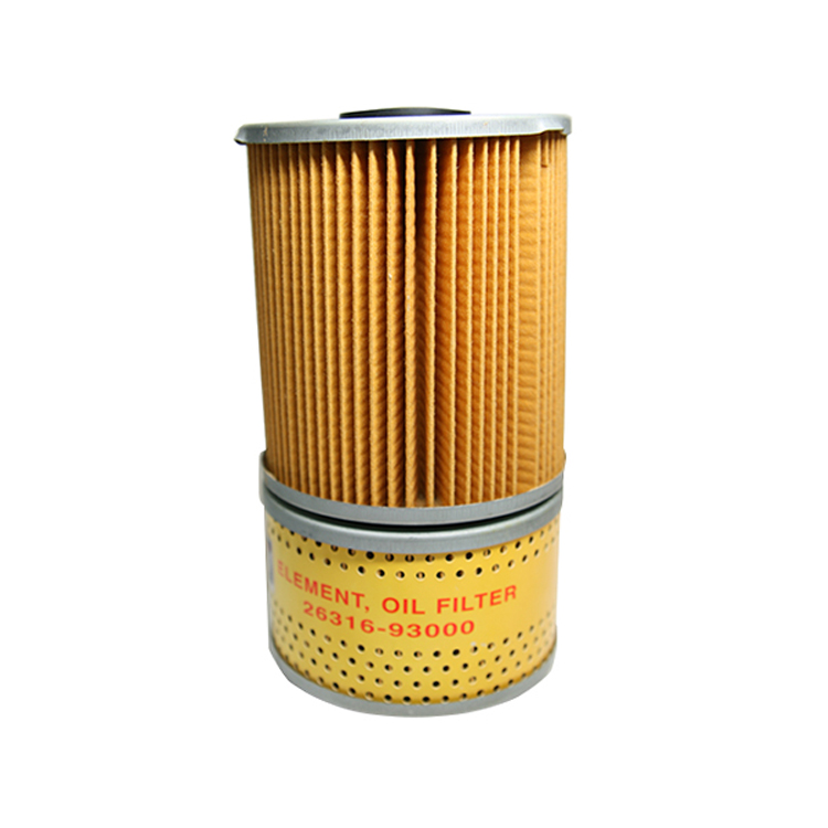 FUEL OIL FILTER ELEMENT for MANN MITSUBISHI Truck FLEETGUARD LF3514 26316-93000 ME034605 ME034611 WIX
