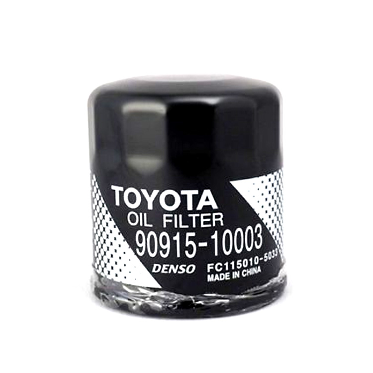 90915-10003 car engine synthetic motor oil filter for Toyota corolla