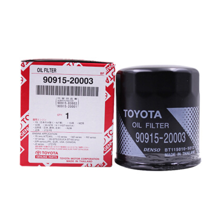 Online Shop Oil Filter 90915-20003 For TOYOTA KLUGER HILUX III Pickup HIACE IV