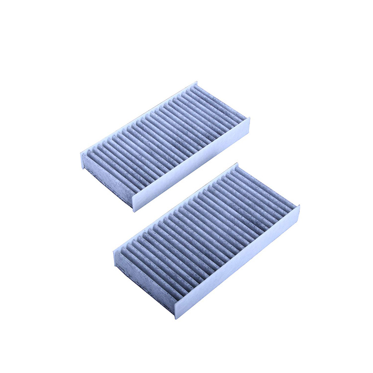 2x Carbon Cabin Air Filter For Honda Acura Civic HRV CRV Element RSX 80292-S5A-003 80292-S5D-A01