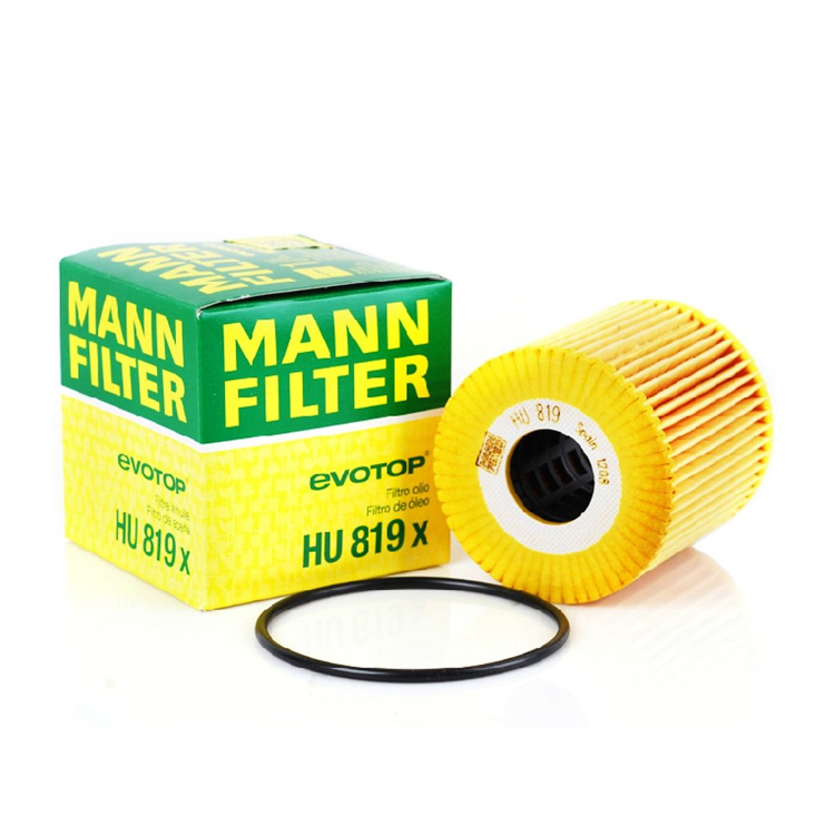 Volvo 1275810 Engine Oil Filter 1275811 12758116 MANN HU819X