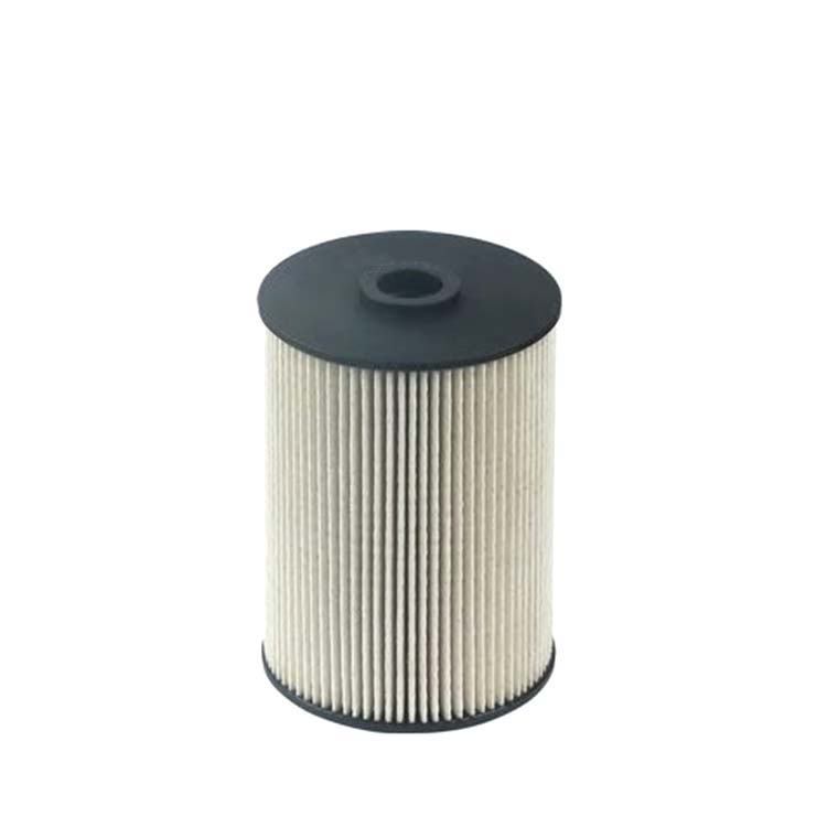 Fuel filter Auto parts AUDI 1K0127177 filter element with milk white paper