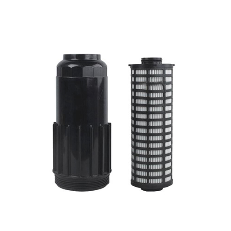 China Cartridge oil filter unit for IVECO truck 6508700 50014518 5801592275 2996416 87495086