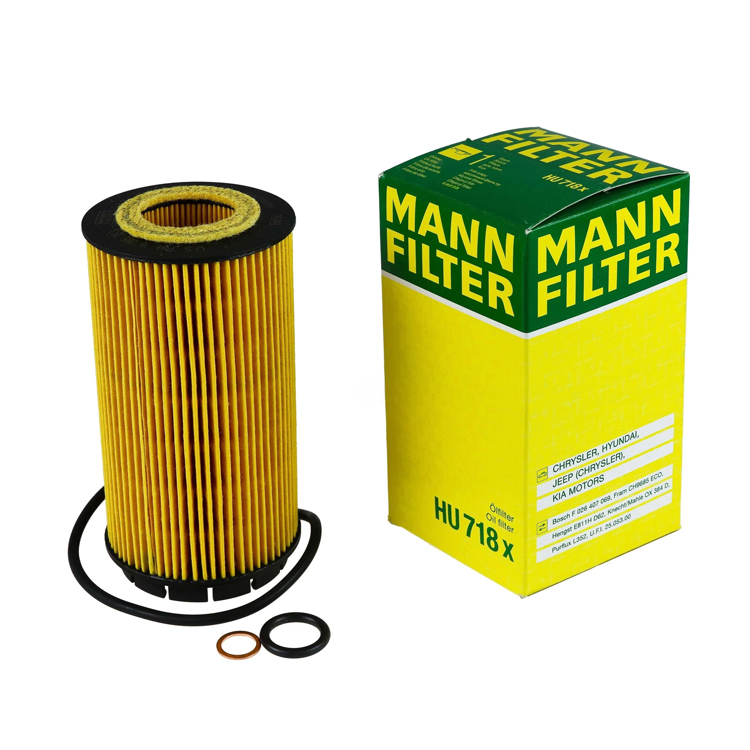 Auto parts and accessories Car and Truck parts trade platform Eco Oil Filter 05069083AA For HYUNDAI