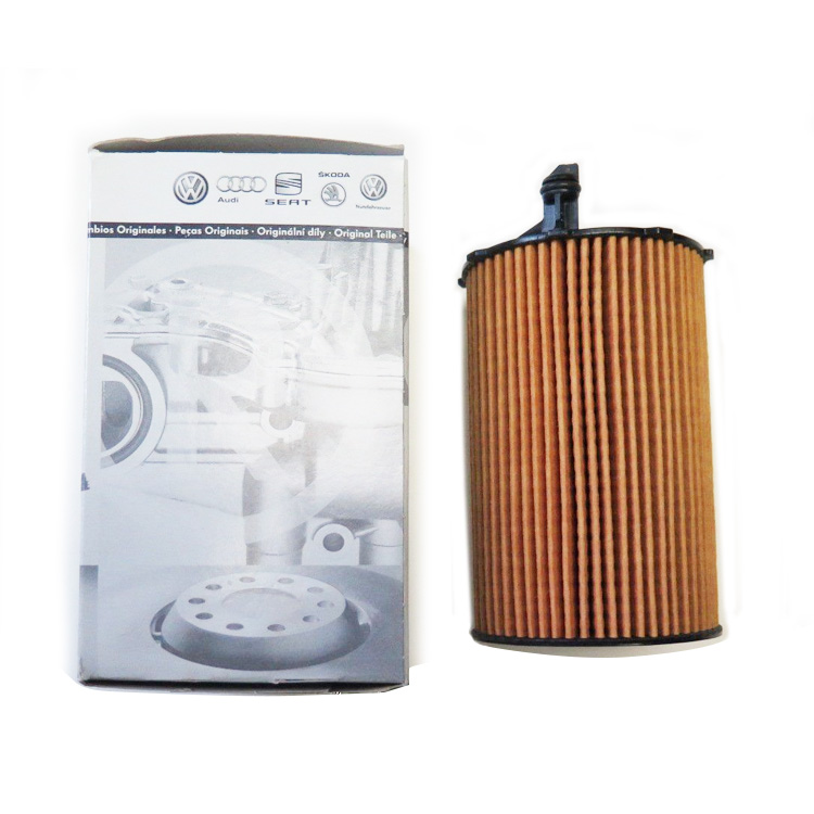Oil Filter element 059115561D Car AUDI Q7 3.0 Touareg