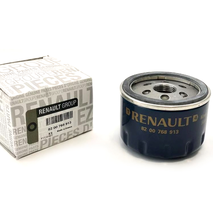 Mann OE Quality Replacement Engine Oil Filter RENAULT GENUINE 8200768913