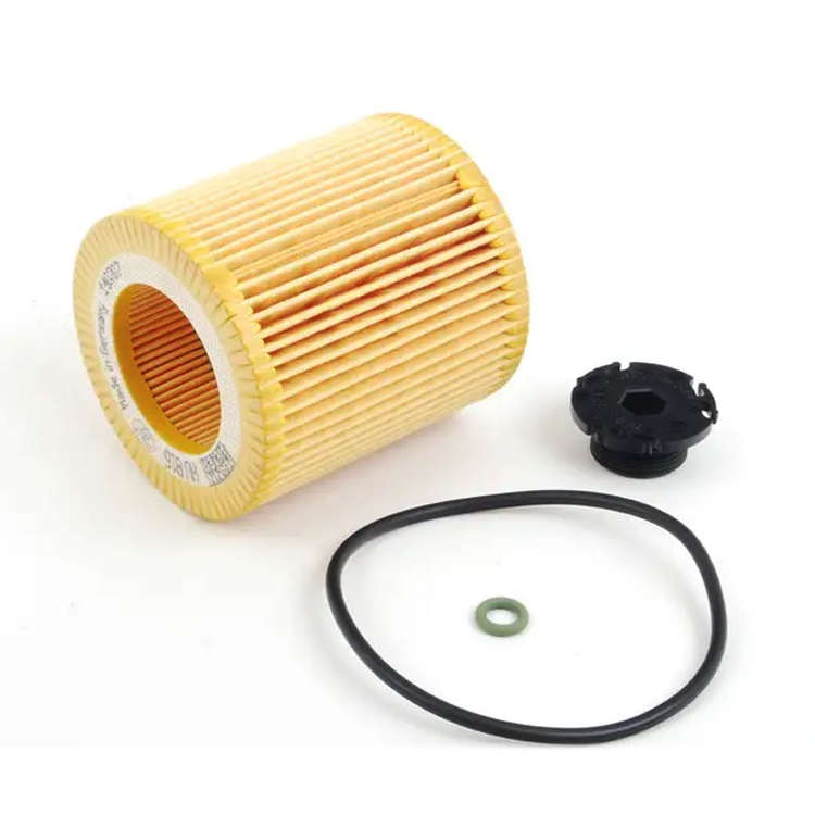 New Mann Filter Engine Oil Filter 11427640862 for BMW