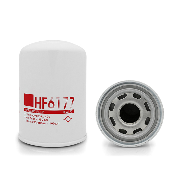 High Performance Spin-on Hydraulic Filter For Farm Vehicle Fleegtguard HF6177 oil filter