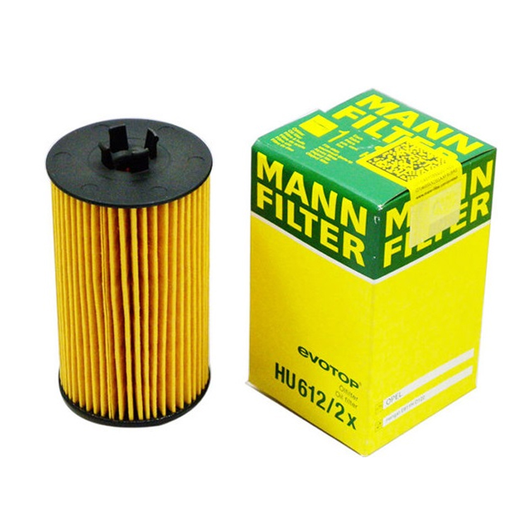 Accessories auto HU6122X Mann Oil Filter Element For Chevrolet Cruze