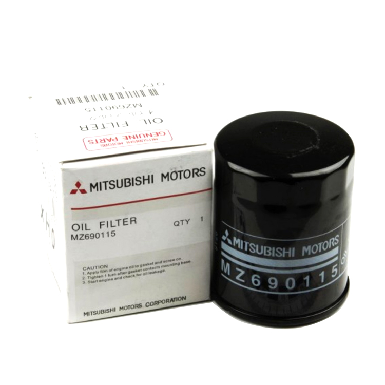 Mitsubishi MZ690115 Engine Oil Filter Car Accessories Genuine Oil Filter MZ690115 for lancer