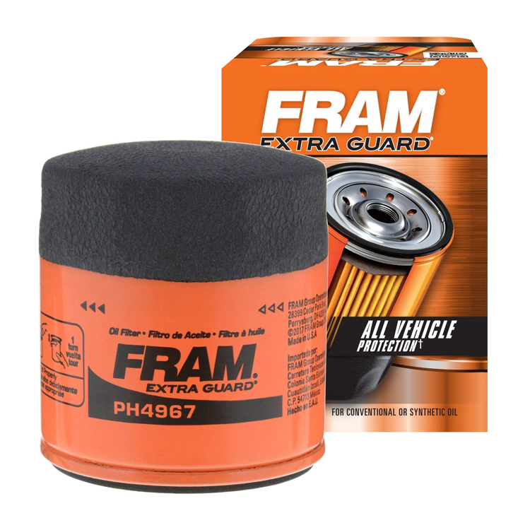 Fram PH4967 Oil Filter Standard for sale online