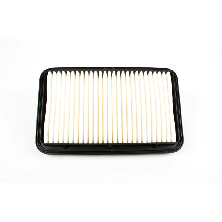 Wholesales auto White Pleated Panel 13780-80GA0 excel air filter for Suzuki swift