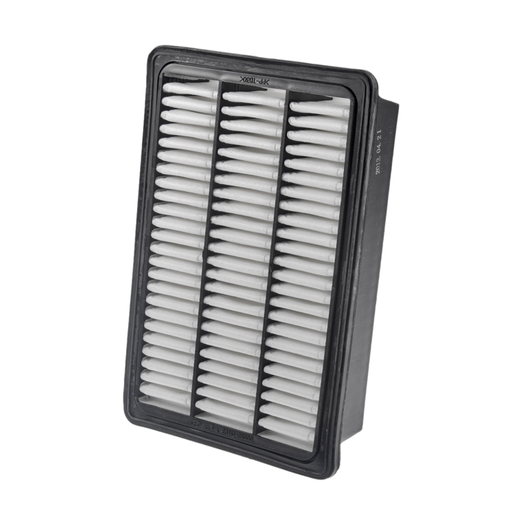 Cheap plastic auto air filter 28113-K010 28113-2B000 for Hyundai Santa Fe 06