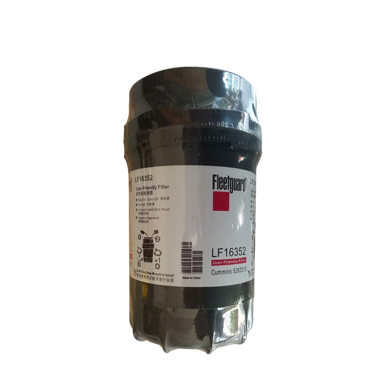 High quality auto oil filter LF16352 5262313 for FLEETGUARD