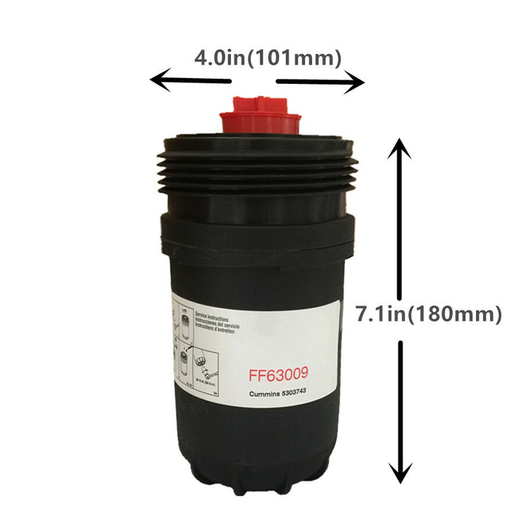 Mann Filter WK9205 Fuel Filter