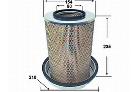 Shining thick metal cover mesh for 8-97173026-0 auto air purifier filter
