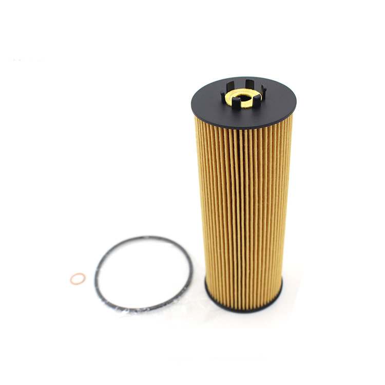 Customized yellow paper 8-98018-858-0 car oil filter price for isuzu oil filter