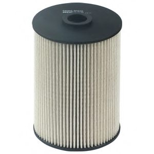 Auto parts 1K0127177 filter fuel element with milk white paper
